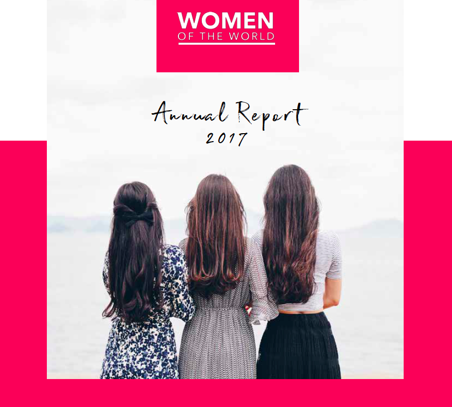 Annual Report 2017 WoW