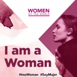 New Social Networks Campaign #ImaWoman #SoyMujer