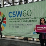 Women of the World at the 60th Commission on the Status of Women (CSW60)